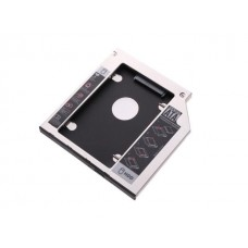 Replacement New 2nd Hard Drive HDD/SSD Caddy Adapter For Dell Alienware Area-51 M9750 Series