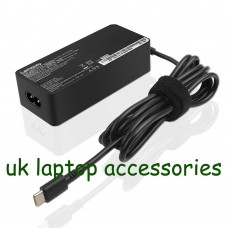 Replacement New Lenovo 100e Chromebook 45W USB Type-C USB-C AC Adapter Charger Power Supply