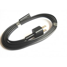 New 1.8M US Power Cable For Microsoft Surface Pro 1 2 3 4